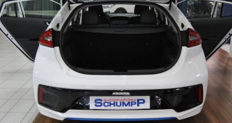 Hyundai Ioniq HYBRID CREATIVE + BSD 1ère Main Blanc occasion à HAGUENEAU - photo n°7