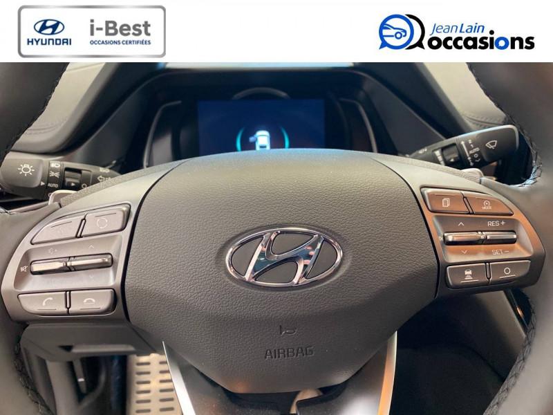 Hyundai Ioniq Ioniq Hybrid 141 ch Executive 5p  occasion à Chatuzange-le-Goubet - photo n°12