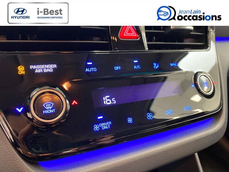 Hyundai Ioniq Ioniq Hybrid 141 ch Executive 5p  occasion à Chatuzange-le-Goubet - photo n°14