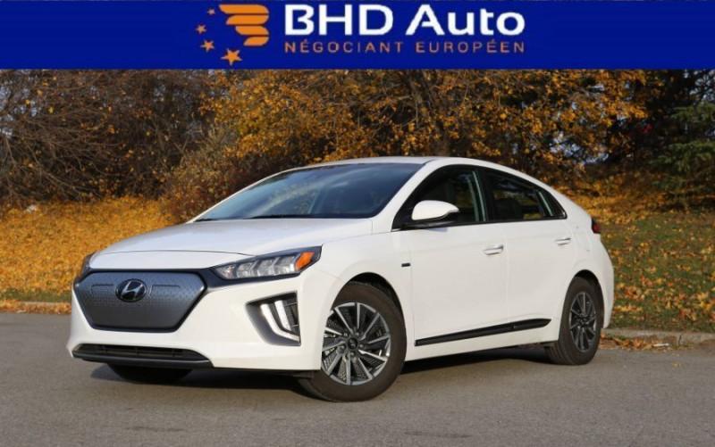 Hyundai Ioniq occasion 2020 mise en vente à Biganos par le garage BHD AUTO - photo n°1