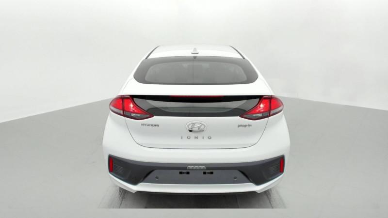 Hyundai Ioniq Plug-in 141 ch Intuitive Blanc occasion à SAINT-GREGOIRE - photo n°5