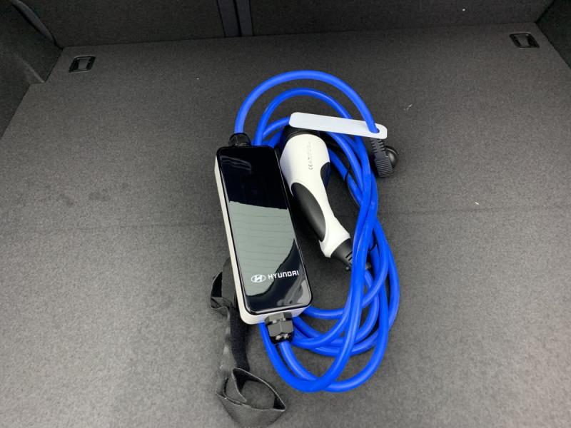 Hyundai Ioniq Plug-in 141 ch Intuitive Blanc occasion à SAINT-GREGOIRE - photo n°13