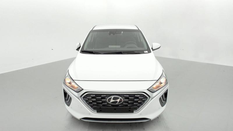 Hyundai Ioniq Plug-in 141 ch Intuitive Blanc occasion à SAINT-GREGOIRE - photo n°2