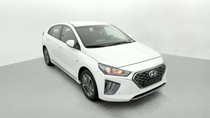 Hyundai Ioniq Plug-in 141 ch Intuitive Blanc occasion à SAINT-GREGOIRE