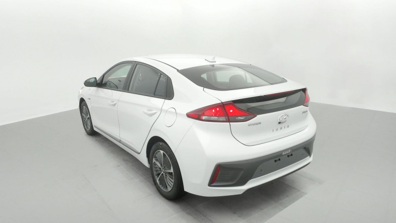 Hyundai Ioniq Plug-in 141 ch Intuitive Blanc occasion à SAINT-GREGOIRE - photo n°4