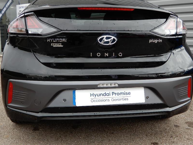 Hyundai Ioniq Plug-in 141ch Executive Noir occasion à CHAUMONT - photo n°4