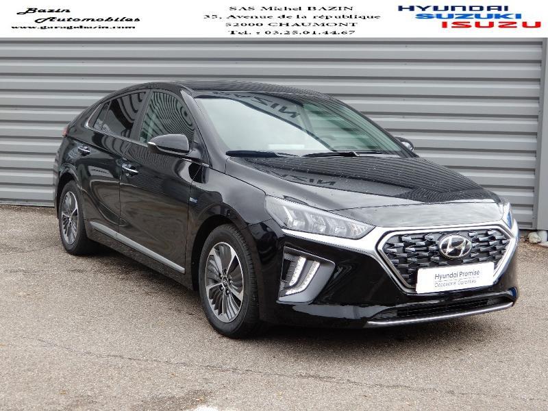 Hyundai Ioniq Plug-in 141ch Executive Noir occasion à CHAUMONT