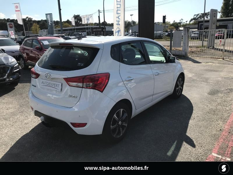 Hyundai IX20 1.4 90ch Blue Drive Intuitive  occasion à La Teste-de-Buch - photo n°2