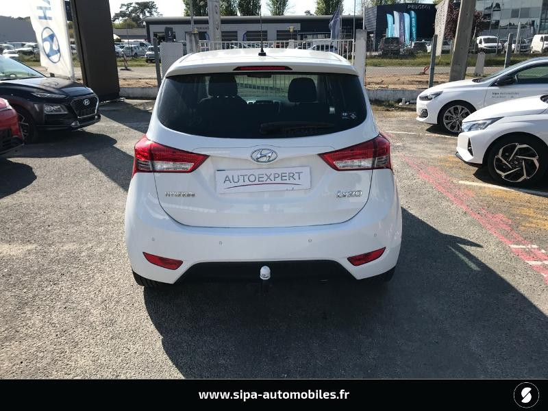 Hyundai IX20 1.4 90ch Blue Drive Intuitive  occasion à La Teste-de-Buch - photo n°9
