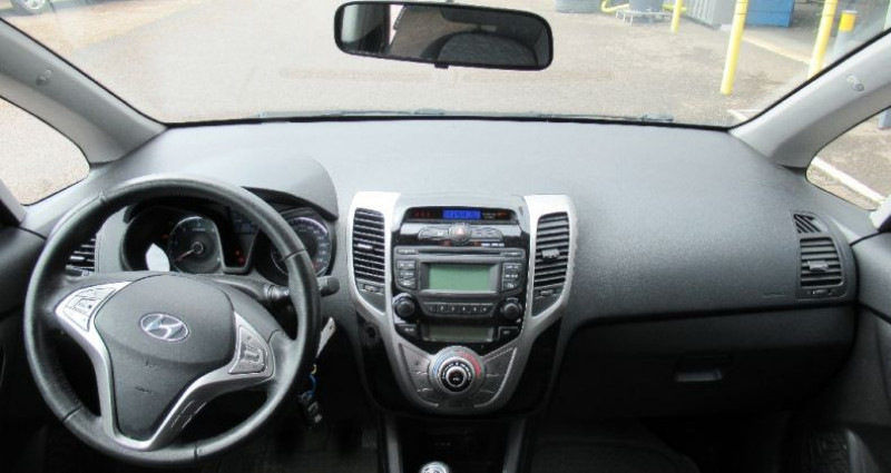 Hyundai IX20 1.6 CRDi 115 Blue Drive Pack Business Gris occasion à Saint Parres Aux Tertres - photo n°6