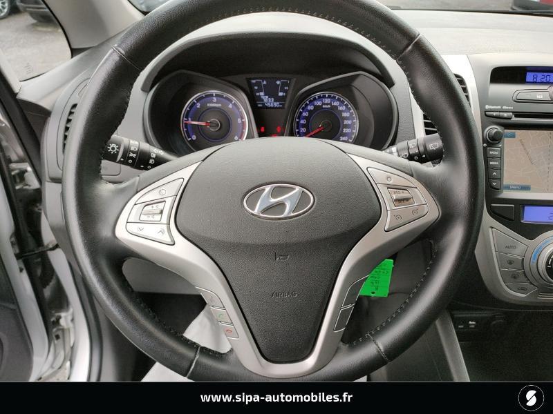 Hyundai IX20 1.6 CRDi 115ch Blue Drive Intuitive  occasion à La Teste-de-Buch - photo n°17
