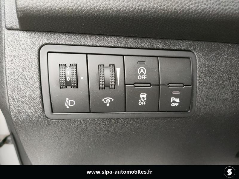 Hyundai IX20 1.6 CRDi 115ch Blue Drive Intuitive  occasion à La Teste-de-Buch - photo n°13