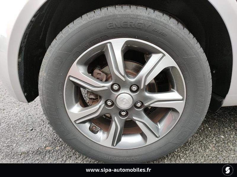 Hyundai IX20 1.6 CRDi 115ch Blue Drive Intuitive  occasion à La Teste-de-Buch - photo n°7