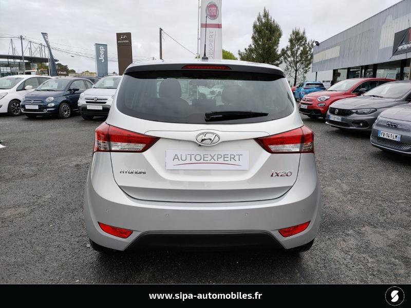 Hyundai IX20 1.6 CRDi 115ch Blue Drive Intuitive  occasion à La Teste-de-Buch - photo n°9