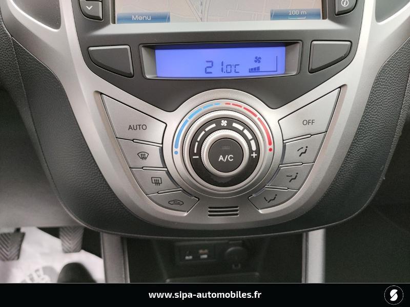 Hyundai IX20 1.6 CRDi 115ch Blue Drive Intuitive  occasion à La Teste-de-Buch - photo n°16