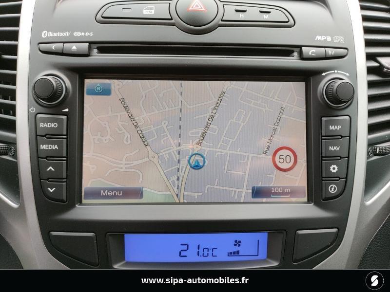 Hyundai IX20 1.6 CRDi 115ch Blue Drive Intuitive  occasion à La Teste-de-Buch - photo n°5
