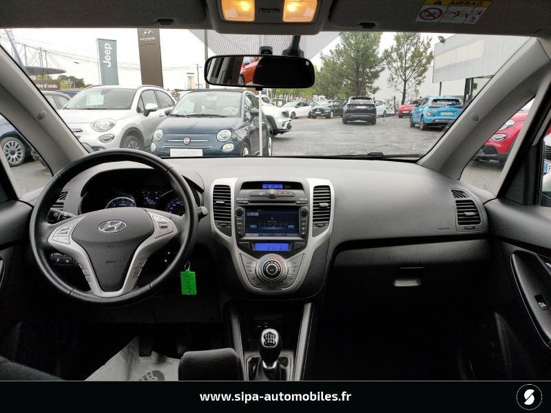 Hyundai IX20 1.6 CRDi 115ch Blue Drive Intuitive  occasion à La Teste-de-Buch - photo n°3