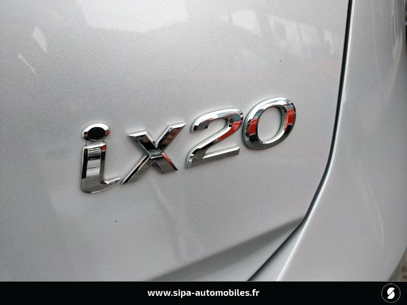 Hyundai IX20 1.6 CRDi 115ch Blue Drive Intuitive  occasion à La Teste-de-Buch - photo n°10