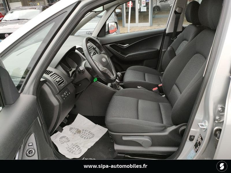 Hyundai IX20 1.6 CRDi 115ch Blue Drive Intuitive  occasion à La Teste-de-Buch - photo n°4