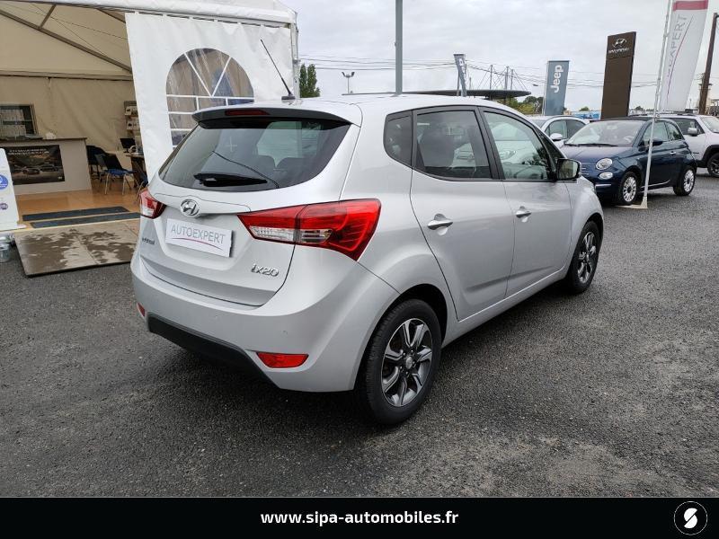 Hyundai IX20 1.6 CRDi 115ch Blue Drive Intuitive  occasion à La Teste-de-Buch - photo n°2