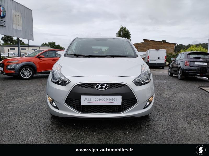 Hyundai IX20 1.6 CRDi 115ch Blue Drive Intuitive  occasion à La Teste-de-Buch - photo n°8