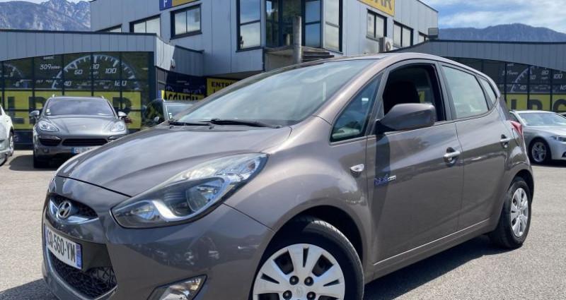 Hyundai IX20 1.6 CRDI115 PACK BUSINESS BLUE DRIVE Gris occasion à VOREPPE