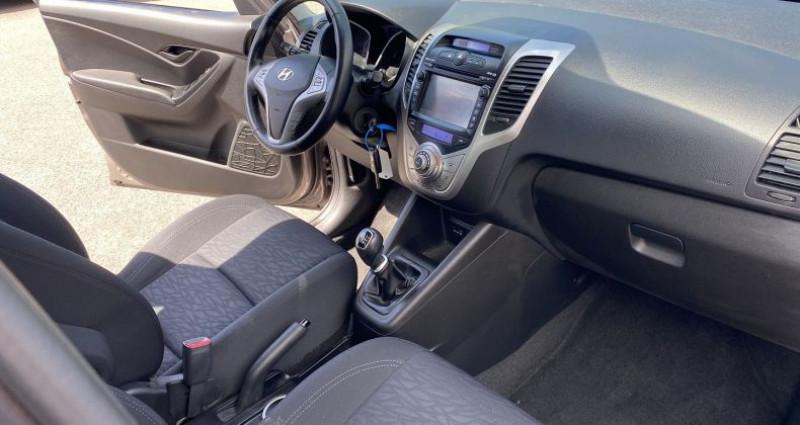 Hyundai IX20 1.6 CRDI115 PACK BUSINESS BLUE DRIVE Gris occasion à VOREPPE - photo n°4