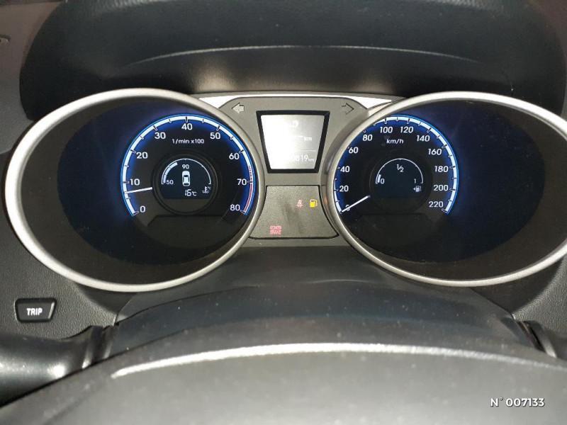 Hyundai IX35 1.6 GDI Pack Confort BlueDrive Gris occasion à Rouen - photo n°12