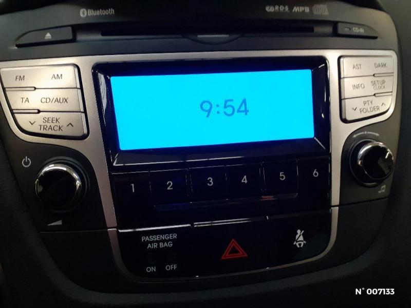 Hyundai IX35 1.6 GDI Pack Confort BlueDrive Gris occasion à Rouen - photo n°11