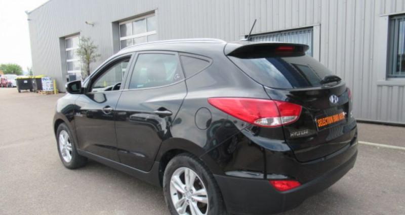 Hyundai IX35 1.7 CRDi 115 Blue Drive Pack Premium Noir occasion à Saint Parres Aux Tertres - photo n°3