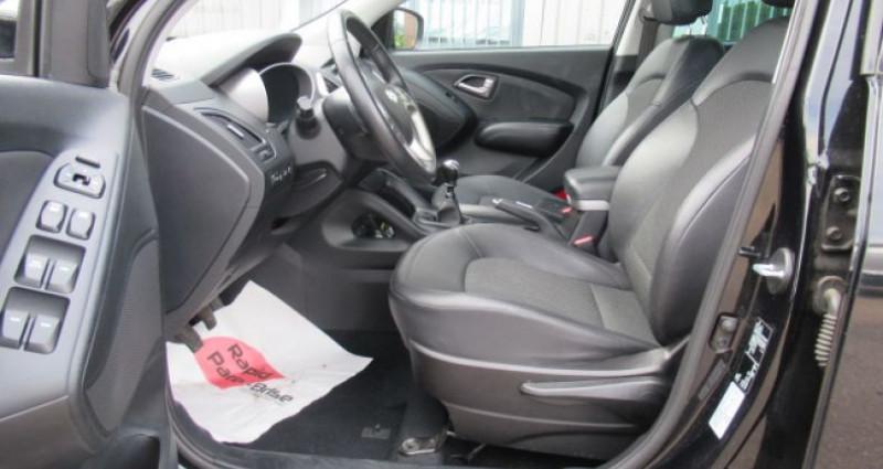 Hyundai IX35 1.7 CRDi 115 Blue Drive Pack Premium Noir occasion à Saint Parres Aux Tertres - photo n°7