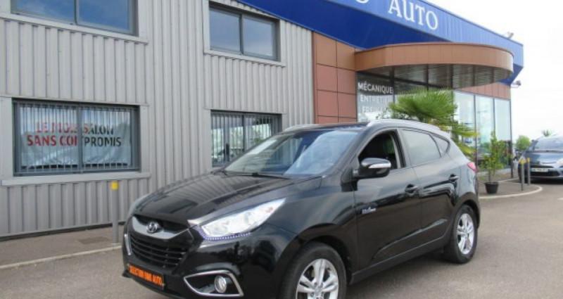 Hyundai IX35 1.7 CRDi 115 Blue Drive Pack Premium Noir occasion à Saint Parres Aux Tertres