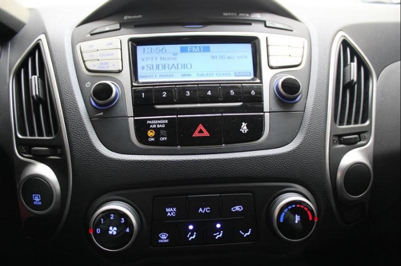 Hyundai IX35 1.7 CRDI PACK CONFORT Gris occasion à Challans - photo n°6