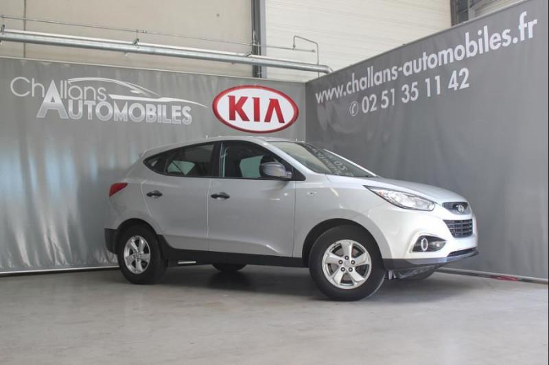 Hyundai IX35 1.7 CRDI PACK CONFORT Gris occasion à Challans