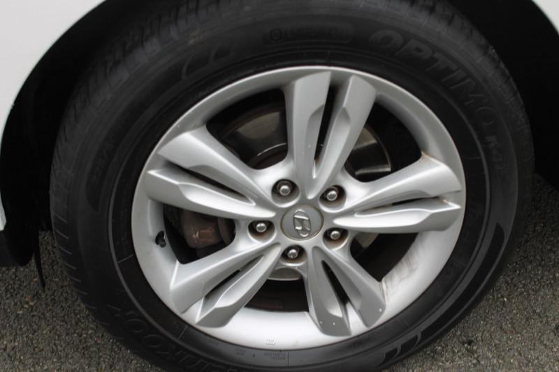 Hyundai IX35 1.7 CRDI PACK EDITION Blanc occasion à Saint-Saturnin - photo n°7