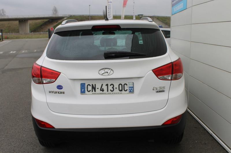 Hyundai IX35 1.7 CRDI PACK EDITION Blanc occasion à Saint-Saturnin - photo n°8