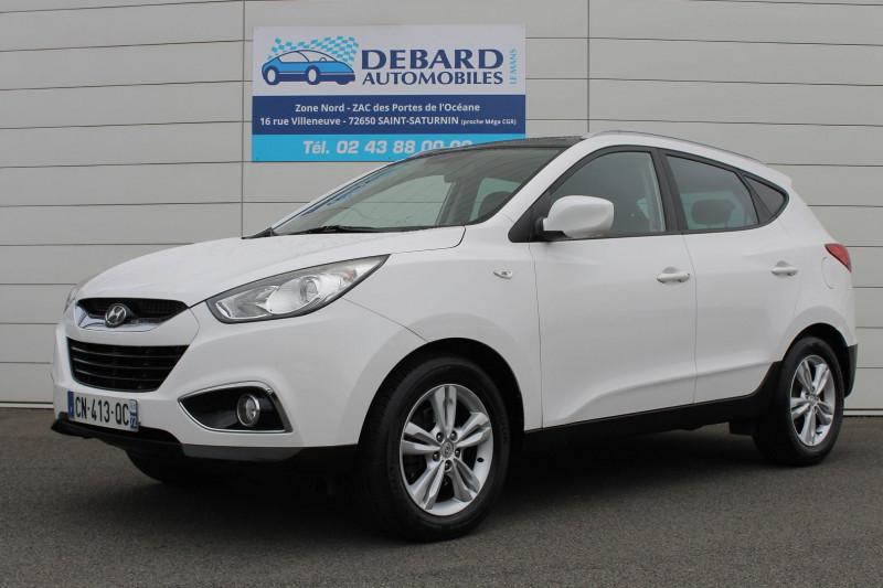 Hyundai IX35 1.7 CRDI PACK EDITION Blanc occasion à Saint-Saturnin