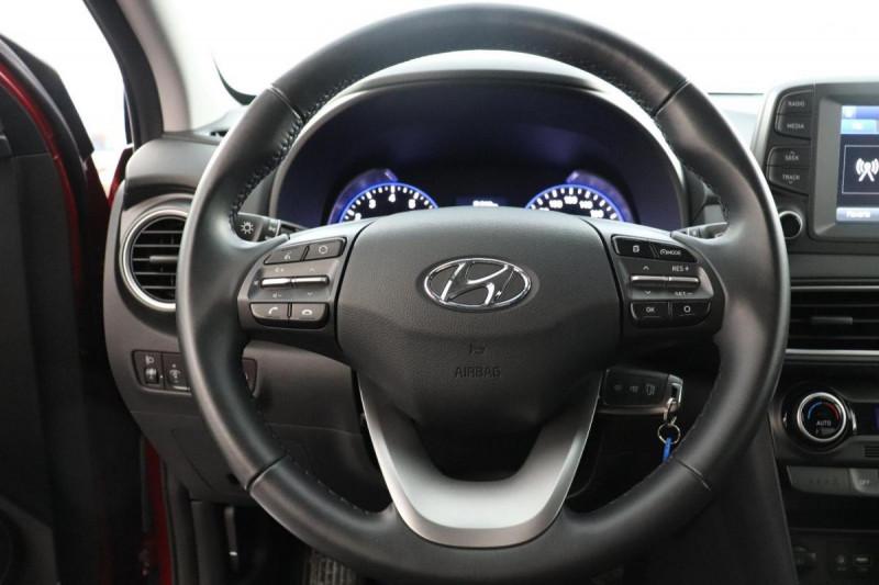 Hyundai Kona 1.0 T-GDi 120 Creative Rouge occasion à Seclin - photo n°10