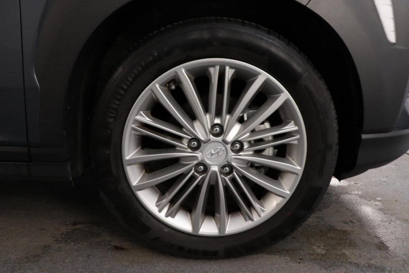 Hyundai Kona 1.0 T-GDi 120 Creative Noir occasion à La Garde - photo n°9