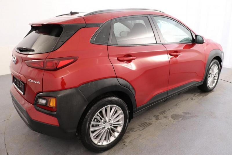 Hyundai Kona 1.0 T-GDi 120 Creative Rouge occasion à Seclin - photo n°3