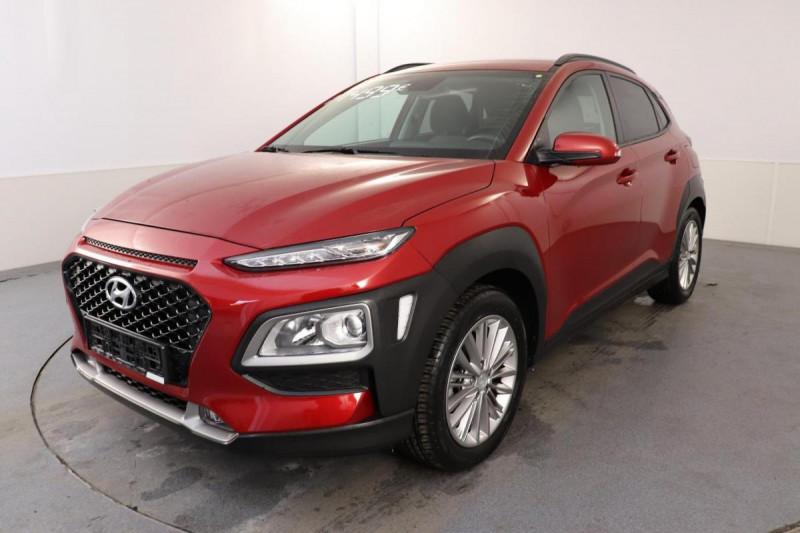 Hyundai Kona 1.0 T-GDi 120 Creative Rouge occasion à Seclin