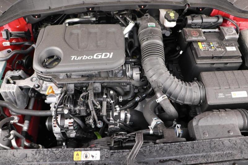Hyundai Kona 1.0 T-GDi 120 Creative Rouge occasion à Seclin - photo n°13