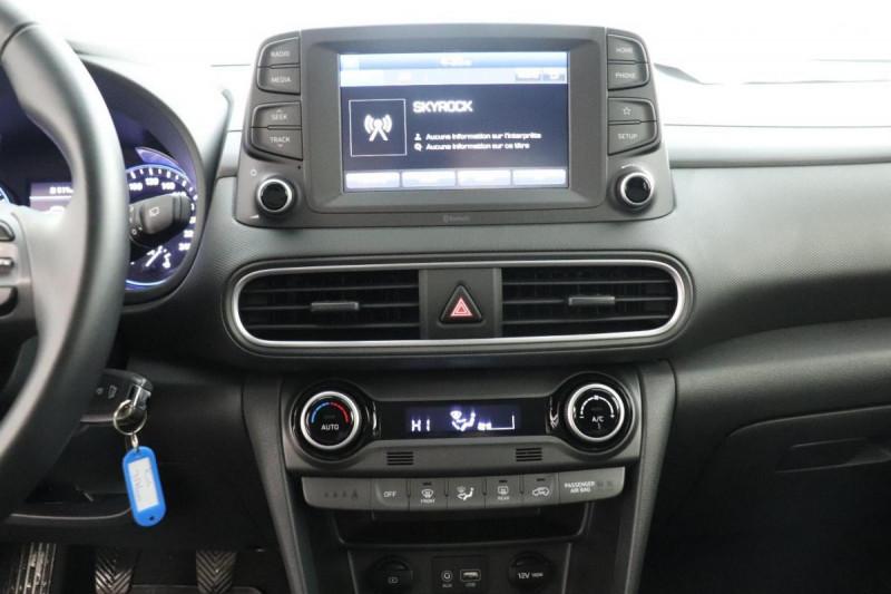 Hyundai Kona 1.0 T-GDi 120 Creative Rouge occasion à Seclin - photo n°11