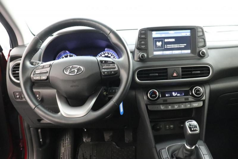 Hyundai Kona 1.0 T-GDi 120 Creative Rouge occasion à Seclin - photo n°4