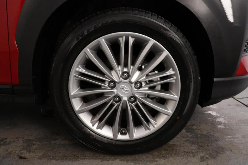 Hyundai Kona 1.0 T-GDi 120 Creative Rouge occasion à Seclin - photo n°9