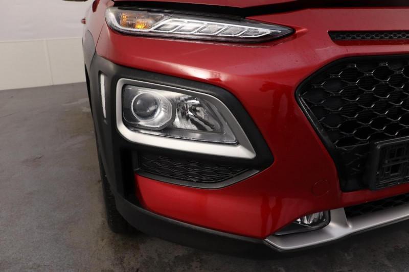 Hyundai Kona 1.0 T-GDi 120 Creative Rouge occasion à Seclin - photo n°8