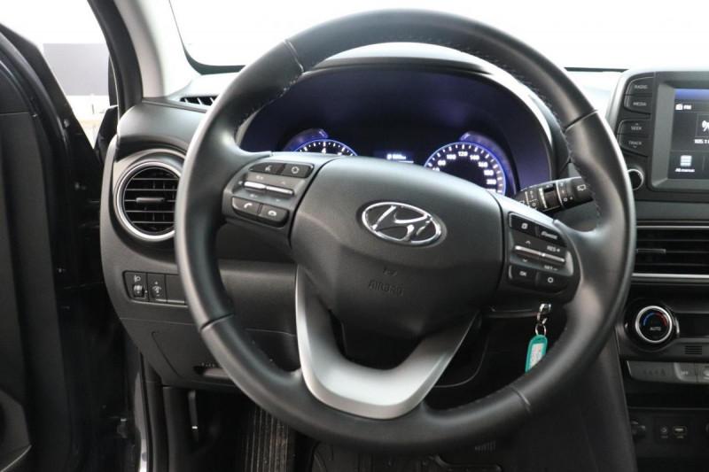 Hyundai Kona 1.0 T-GDi 120 Creative Noir occasion à La Garde - photo n°10
