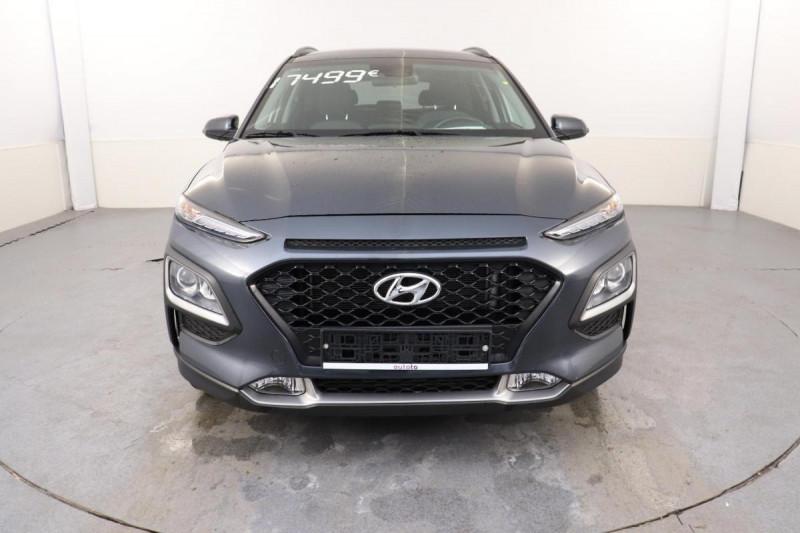 Hyundai Kona 1.0 T-GDi 120 Creative Noir occasion à La Garde - photo n°2