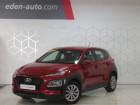 Hyundai Kona 1.0 T-GDi 120 Initia Rouge à BAYONNE 64