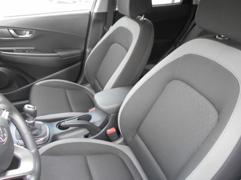 Hyundai Kona 1.0 T-GDi 120 Intuitive Bleu occasion à Bessières - photo n°8